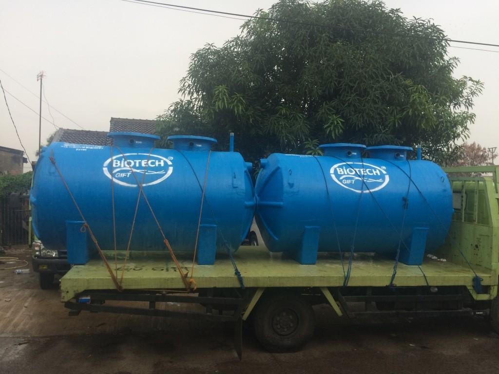 septic tank biotech,ipal biotech